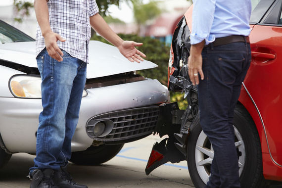 3 Most Common Causes of Car Accidents in Major Cities