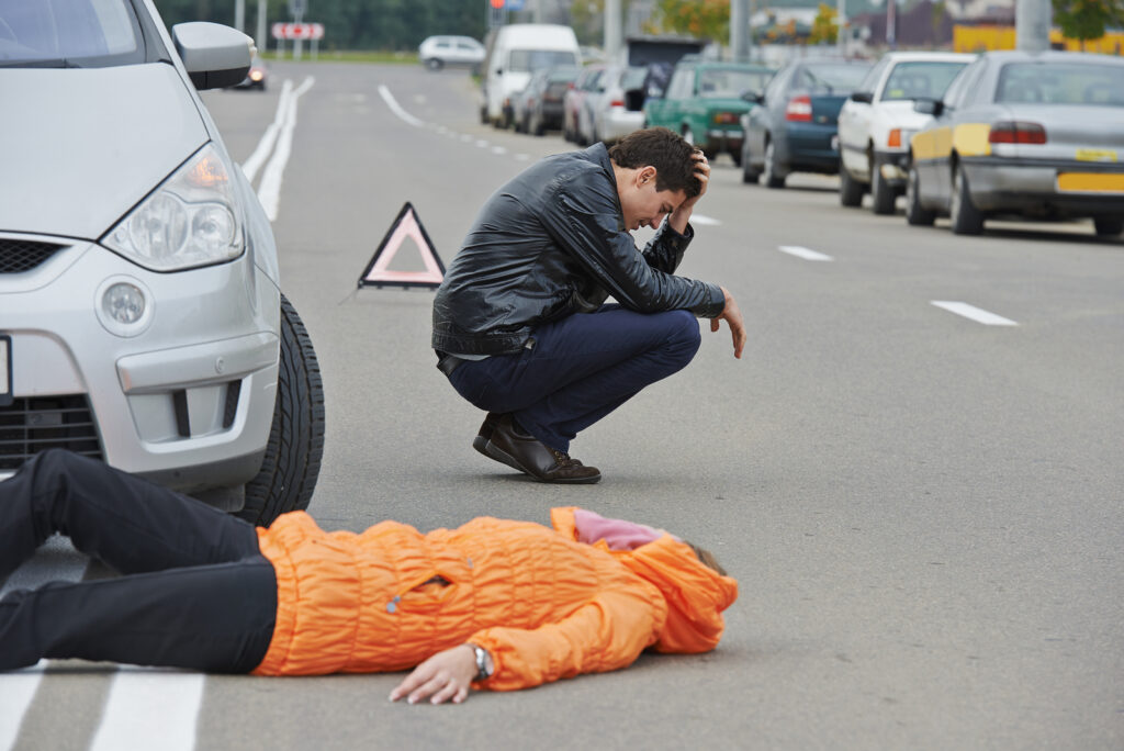 What To Do When Pedestrians Are Hit By Cars